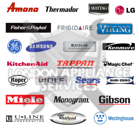 london domestic appliance brands