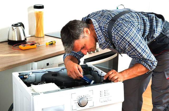 E9 washing machine repair